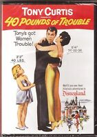 40 Pounds Of Trouble Dvd Tony Curtis Brand