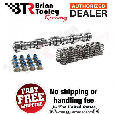 Truck Valve Spring Seals Hats Fits 4.8 5.3 6.0 GM Silverado Sierra Vortec Brian Tooley Racing BTR