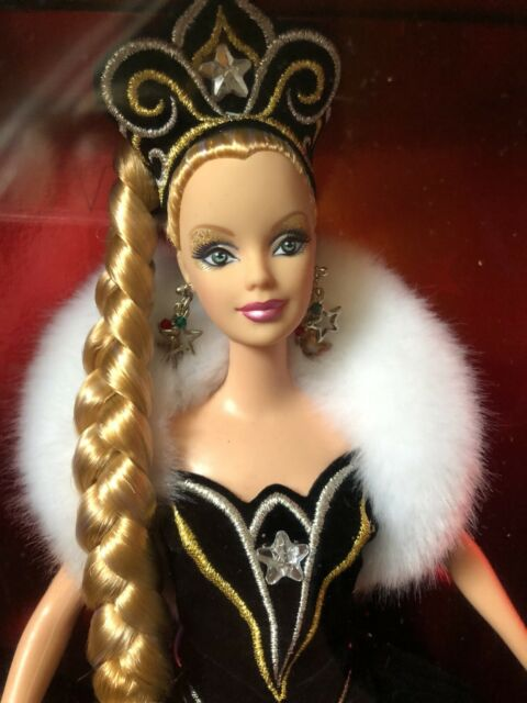 BOB MACKIE HOLIDAY Barbie 2006 (never taken out of Box) NIB New mint condition