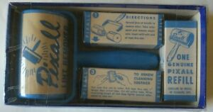 vintage-Pixall-Lint-Remover-with-three-refills-and-original-box-1950s
