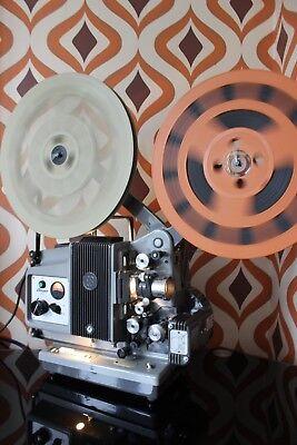 16mm P5 Profesional Sonido Cine Película Bauer Cine Proyector De Cine Retro 1960s Quell Summer Thirst