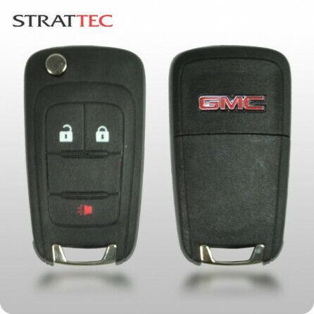 5913596 OEM Keyless Entry Remote Car Key Fob Fits 2014 GMC Sierra