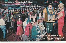 LAM (S) Las Vegas, NV - Gambling Casino - Featuring Slot Machines