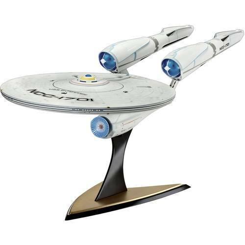 Obtén lo ultimo Modello Modello Modello fantascienza in kit da costruire revell 04882 uss enterprise ncc1701  ahorra hasta un 70%
