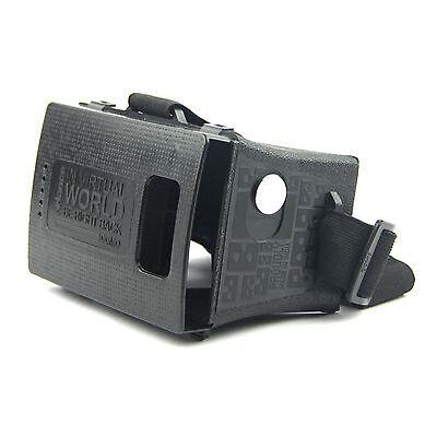DOMO nHance VRF3 Magnet Virtual Reality 3D Video VR Headset Google Cardboard
