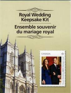 PRINCE-WILLIAM-and-KATE-ROYAL-WEDDING-KEEPSAKE-KIT-Sealed-Canada-2011