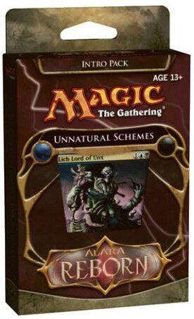 ENGLISH SEALED NEW MAGIC ABUGames Alara Reborn Intro Pack Unnatural Schemes