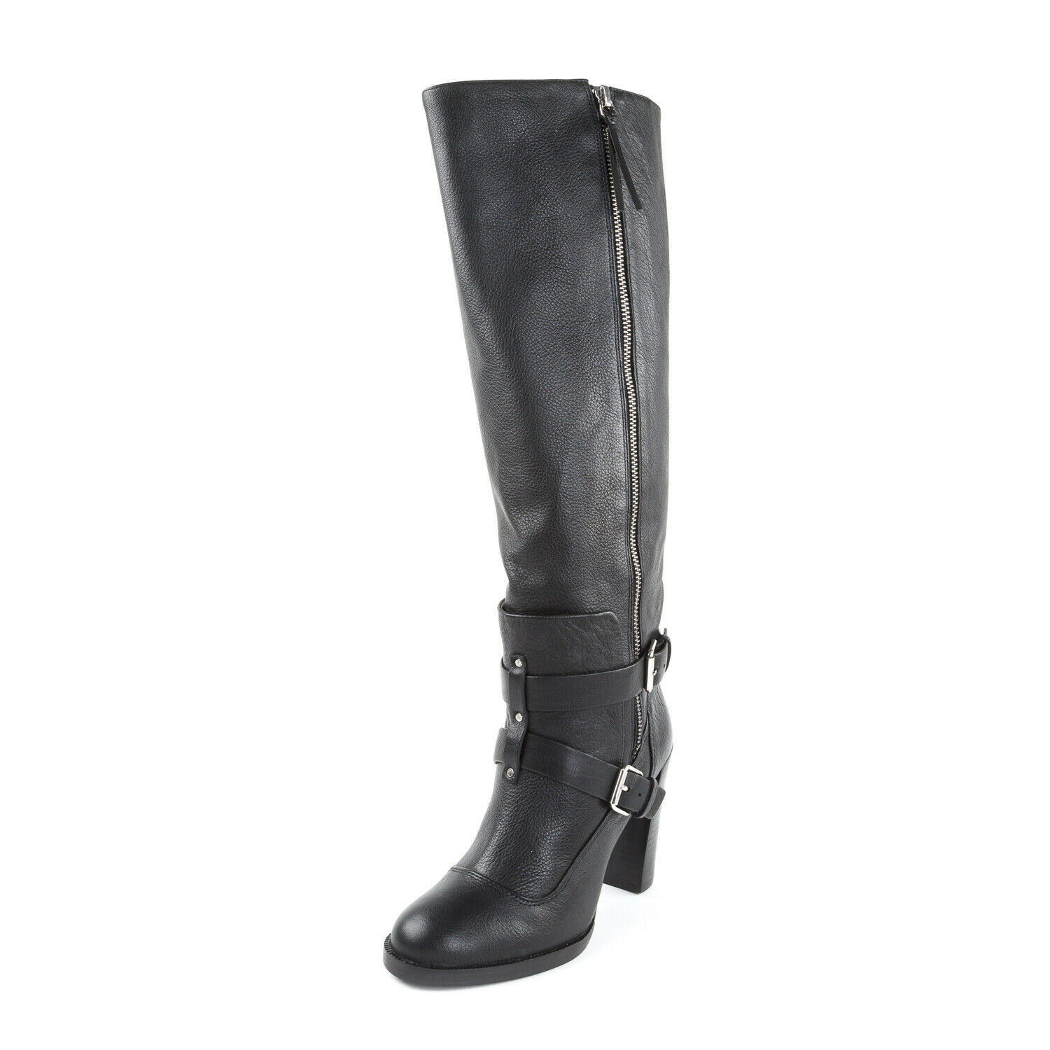 REBECCA MINKOFF Women's Billie Leather Knee-High Boots  425 NIB