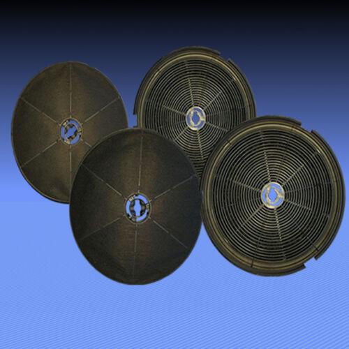 Mega set risparmio 4 carbone attivo filtro filtri a carbone cappa aspirante ml-600ed HONEYWELL