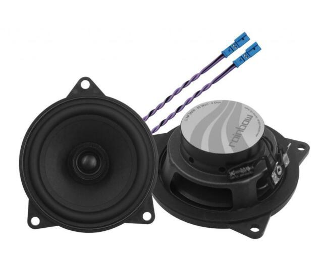 Rainbow il-x4 bmw f-Series front/Rear   BMW-altavoces