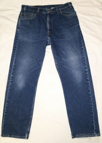 Levi's 505 Jean's Made in the USA Men's size 36x3… - image 1