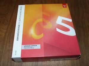 Adobe Creative Suite 5.5 CS5.5 Design Standard für Mac deutsche Vollversion