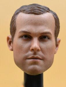 "DAMTOYS 1//6 Scale DAM 78038 USMC Vietnam Head Sculpt For 12/"" Male Doll"