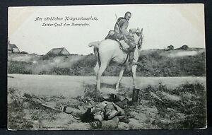 K-U-k-Soldado-en-Regiones-Kriegsschauplatz-Foto-Ak-Militar-Austria-Wk-L-3668