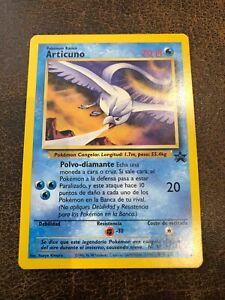Articuno New /& Sealed Corrected Illustrator Black Star Promo 22 Pokemon Card