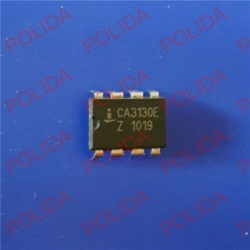 10PCS OP AMP IC HARRIS//INTERSIL DIP-8 CA3130E CA3130EZ CA3130