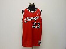 Mens Nike Air Jordan Chicago Bulls Michael Basketball Jersey sz 2XL SEWN 8403