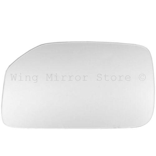 Droit côté conducteur aile porte miroir verre pour peugeot 106 1991-2003 coller sur