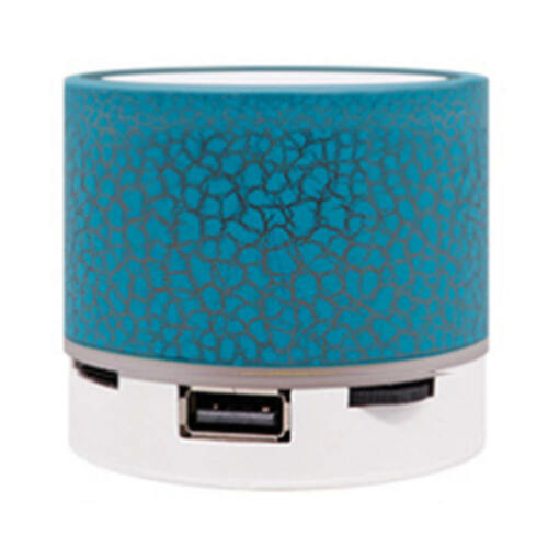 Mini LED Bluetooth Portable MP3 Speaker USB Music Sound Wireless Rechargeable