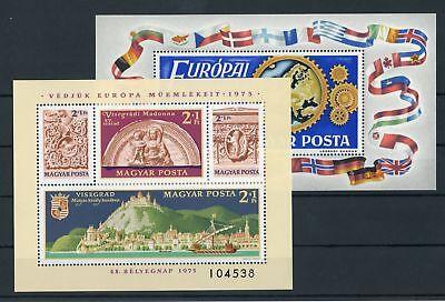 100049 115a ** Europa Blockausgaben Ungarn Bl.113a