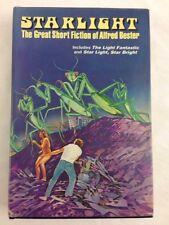 Starlight Alfred Bester Science Fiction Shorts HBDJ BCE