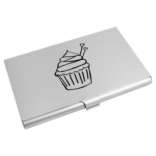 Credit Card Wallet /'Love Cupcake/' Business Card Holder CH00006779