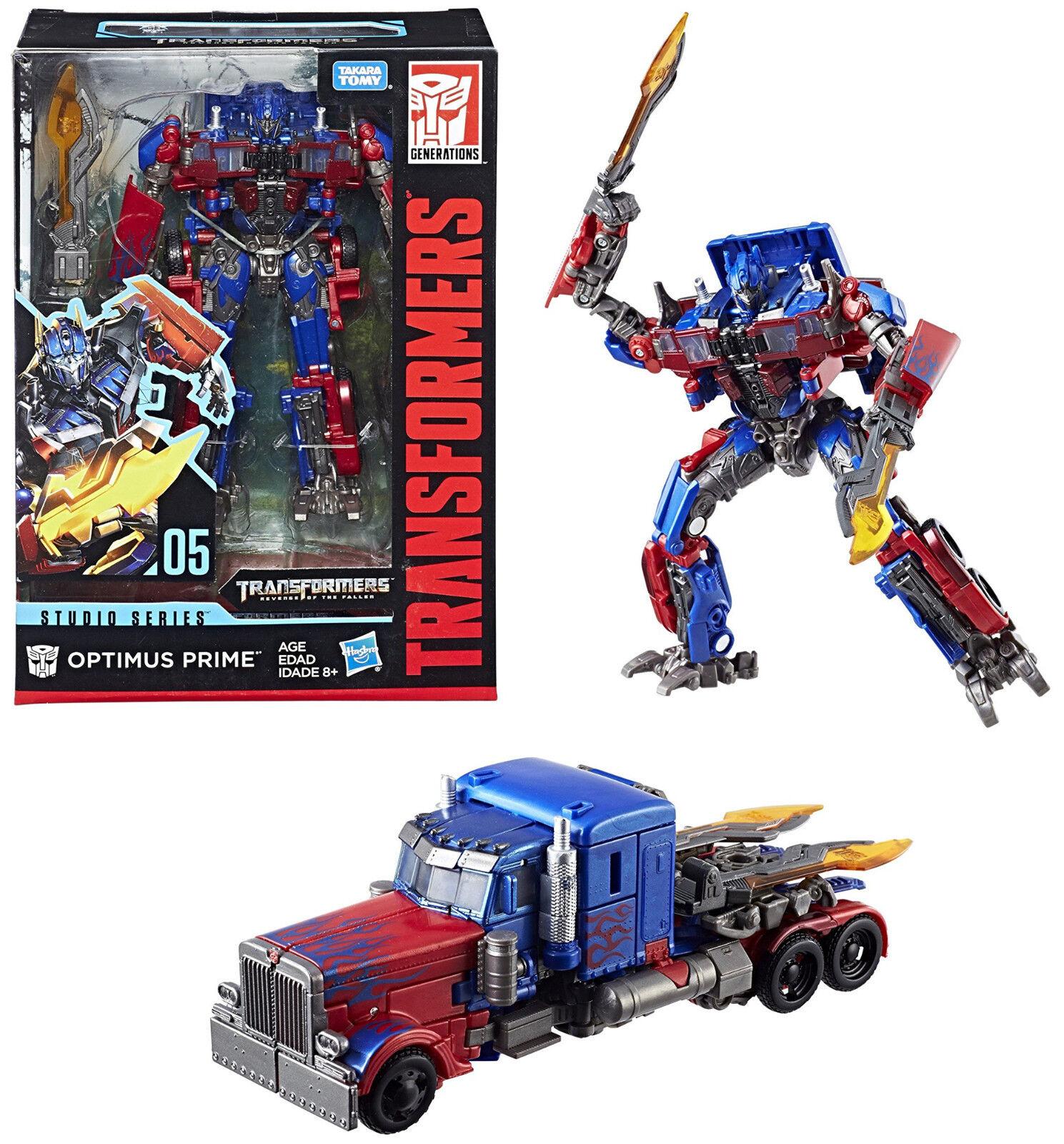 Transformers  Studio Series  Autobot OPTIMUS PRIME () FIGURE  Voyager Class