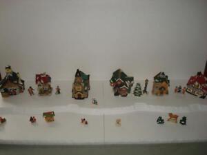4-FT-Christmas-Village-Display-Platform-J1-For-Lemax-Dept-56-Dickens-More