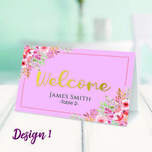 Personalised-Table-Lieu-Nom-Cartes-imprimees-pour-mariage-CONFERENCE-amp-parties