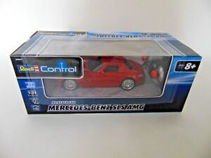 Revell 24651 Control RC Scale Voiture Mercedes-benz SLS AMG 1:24 Auto