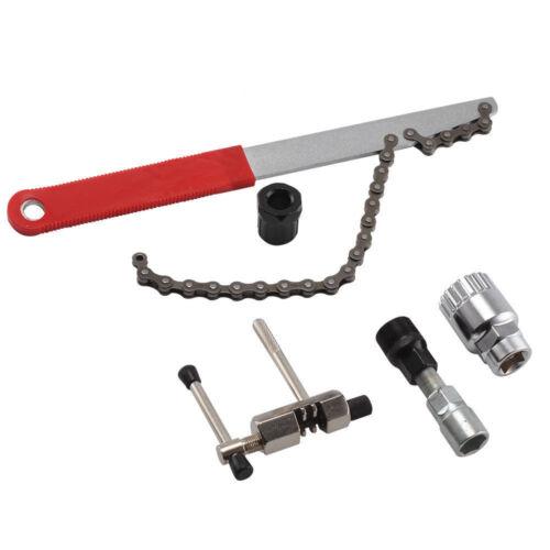 Extracteur de bague de fouet à engrenage de bague de fouet à chaîne pour outils
