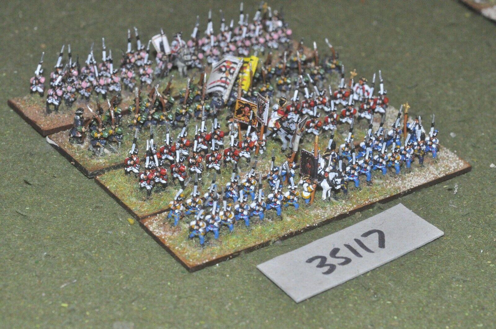 10mm 7YW Austria-batalla Group (como la foto) - INF (35117)