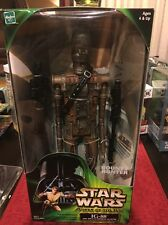 "Star Wars IG-88 Action Figure 12"" inch Doll MISB Sealed 2000"