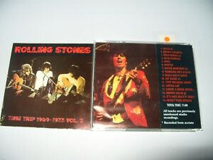 The-Rolling-Stones-Time-Trip-1969-1973-Vol-2-cd-16-Tracks-very-good-cond