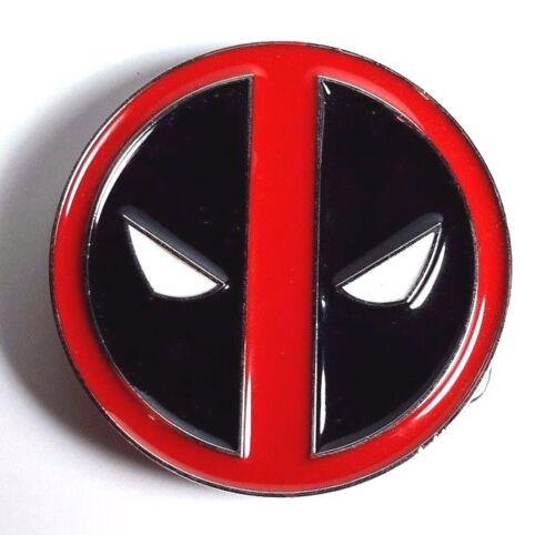 "Deadpool Movie//Comic Book Heavy Metal 3/"" Marvel Belt Buckle-FREE S/&H MCJW-BB01"