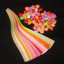 Shiny Lucky Star Origami Paper Ribbon Free Ship