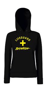 Lifeguard Baywatch I Prétentions I Fun I Drôle I Fillette Pull à Capuche
