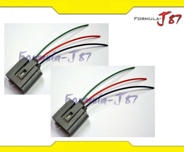 Wire Pigtail 9008 H13 Two Harness Headlight Ceramic Repair ...