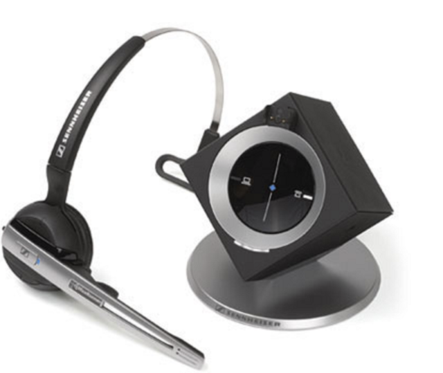 Sennheiser Officerunner Convertable Wireless Office Headset With Microphone Or10 For Sale Online Ebay