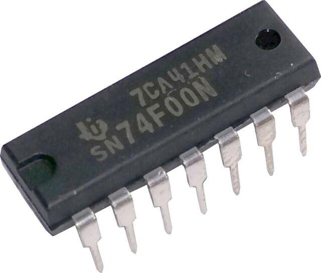 20PCS SN74LS00N 74LS00N 74LS00 DIP-14 IC TI