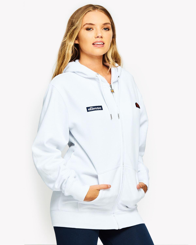 4c3642a9 Ellesse Serinatas Zip Hoody Sweat Top Tracksuit Women Jacket SGS03134