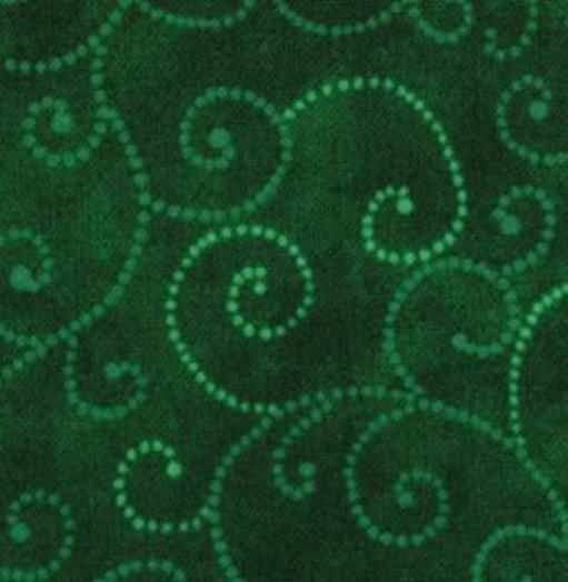 5 Yards Moda Marble Swirls Fabric Quilt 9908 83 Real Green 100% Cotton