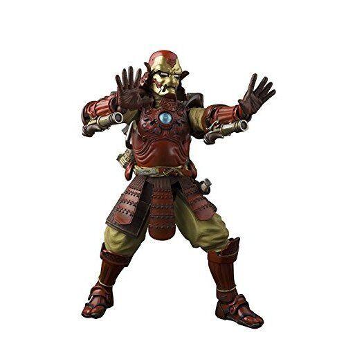 Meishou MANGA REALIZATION Koutetsu Samurai Iron Man Mark 3 Bandai Japan Figure