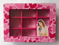 Disney Violetta - Jewelry / Jewellery Box - 9 Compartments - Size:19 X 14 X 5cm