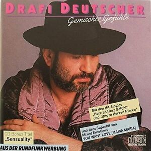 Drafi-Deutscher-Gemischte-Gefuehle-1986-CD