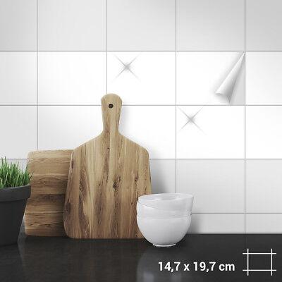 Fliesendekor Fliesen Aufkleber Dusche 20 Stück in 20 x 20 cm FLIESENAUFKLEBER