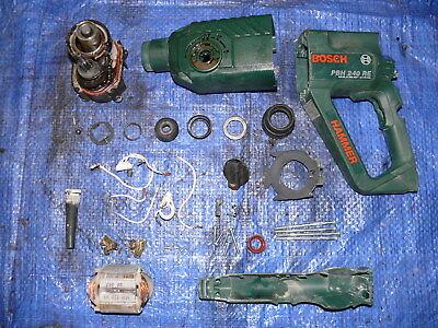 W/ürth H-24 MLE MLS,SPIT 322,Berner BBH 2-24 DSR Motor Anker Rotor L/äufer f/ür Bosch GBH 2-24 DSR,2-24 DFR,2 SR