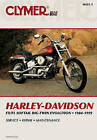Harley Davidson 1340 FX/FL Big Twin Evolution 84-99 by Penton (Paperback, 2003)