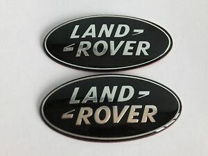 Bumerangwerfen 2004-2005 Land Rover Freelander V6 Kofferraum Deckel Emblem Logo Symbol Oem