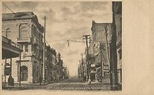 5th and Donner Streets in Monessen PA Postcard